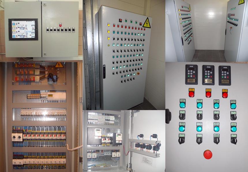 Комплектующие и автоматика ведущих производителей