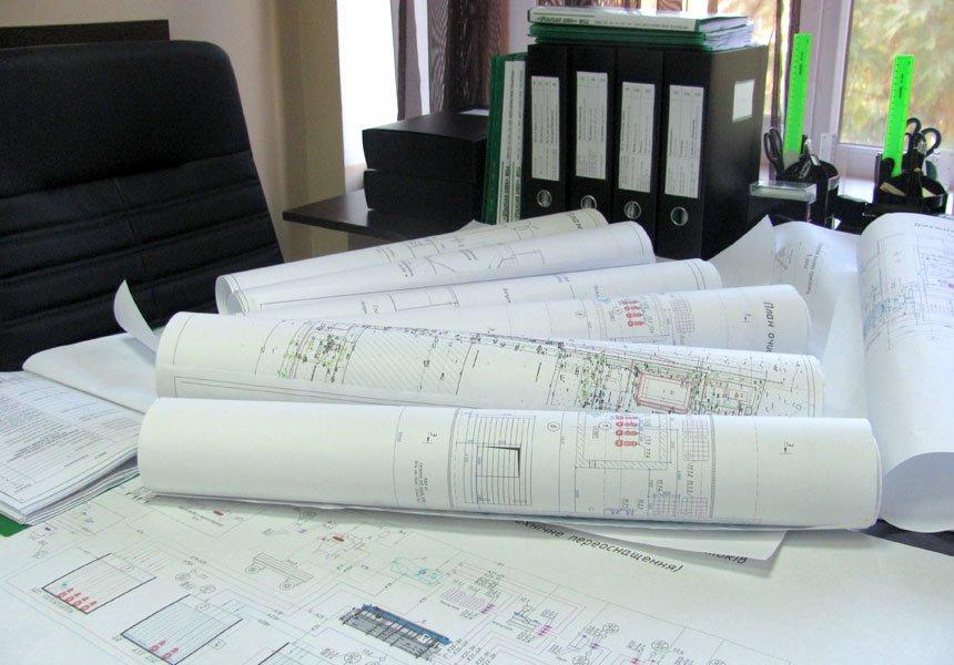 проектування очисних споруд